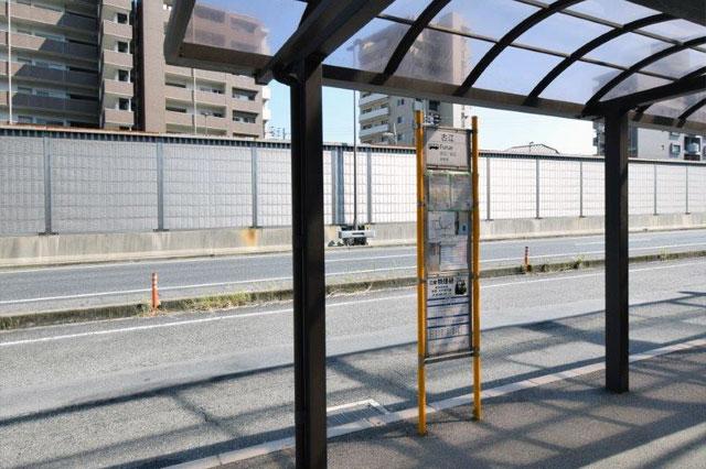 バス停 2号線バイパス