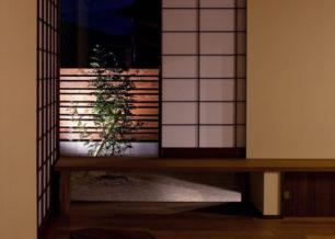 腰高窓が美しい和室