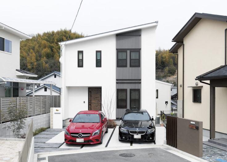 【注文住宅】暮らしをおしゃれにデザインする家