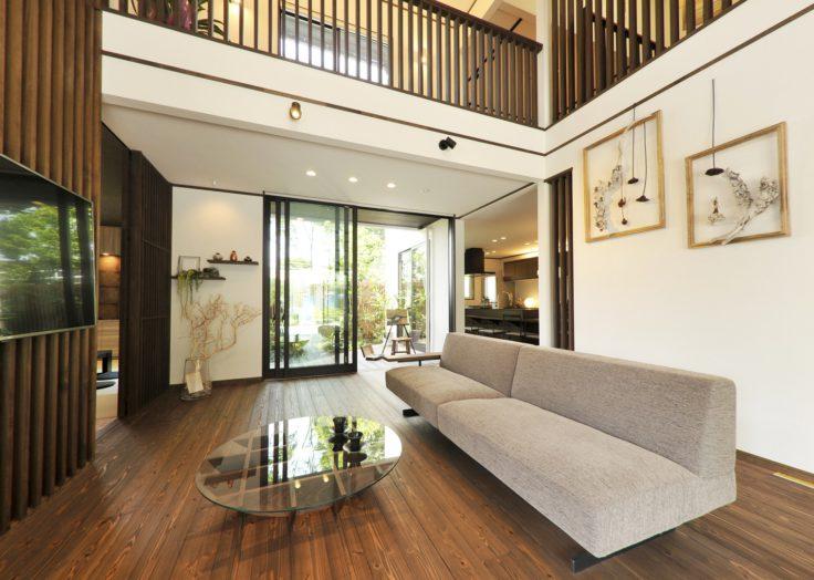 モデルハウスに凝らした、癒しをもたらす空間の工夫|広島の2×4新築注文住宅&リフォームなら マリモハウス