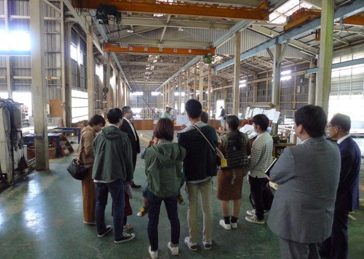 行ってきました工場見学♬ 2×4住宅用プレカット工場見学会を実施!|広島の2×4新築注文住宅&リフォームなら マリモハウス