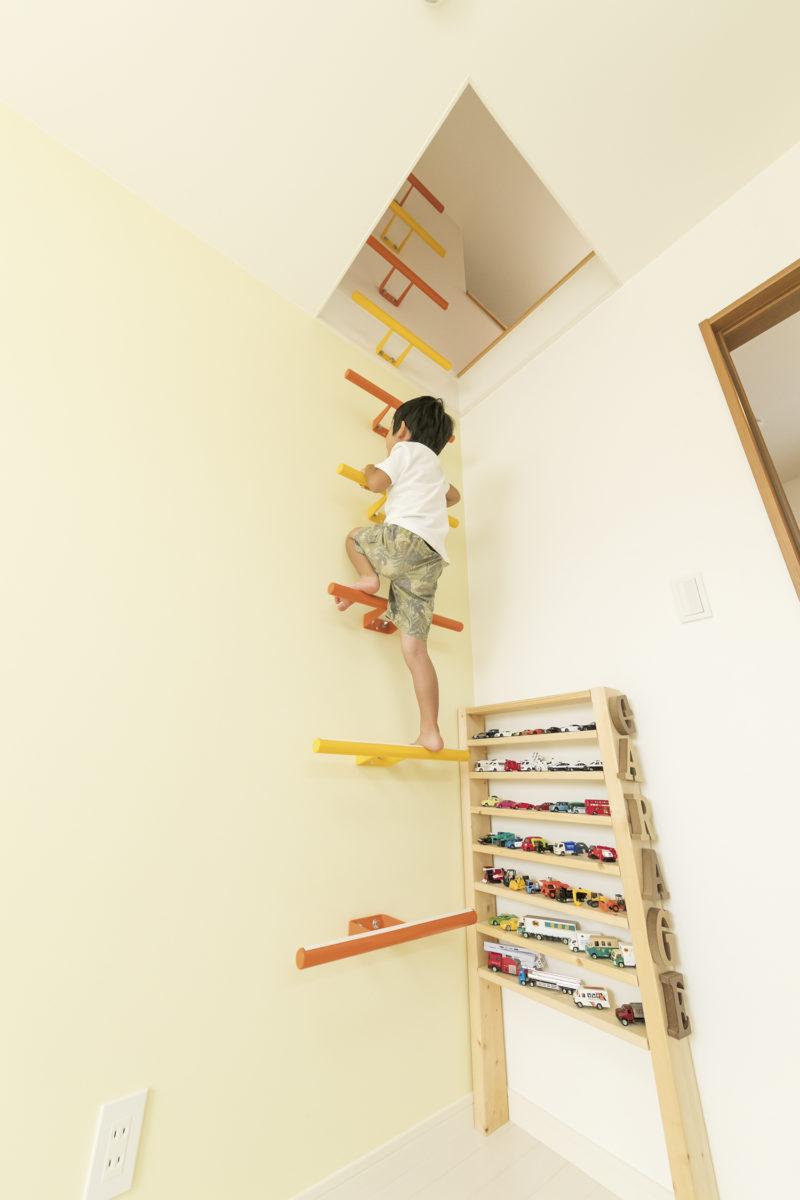 【注文住宅】屋根裏まで楽しく愉快に暮らす家