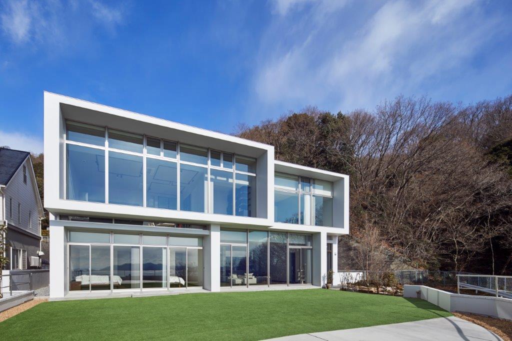 【注文住宅】贅沢な眺望のハイクオリティRC住宅