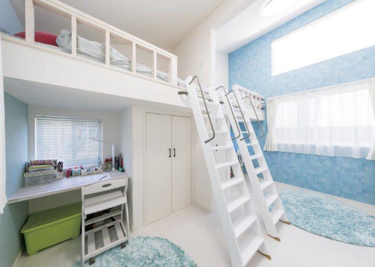 楽しい子供部屋