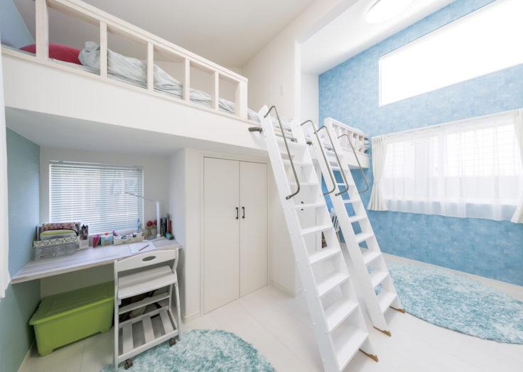 マリモハウスの施工事例「海をイメージした癒しの木の家」〜N様邸〜|広島の2×4新築注文住宅&リフォームなら マリモハウス