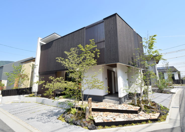 こころ住宅展示場 19期モデルハウス イタリアの美をCool Japanese Modernに仕上げた 「CASAVIVACE」