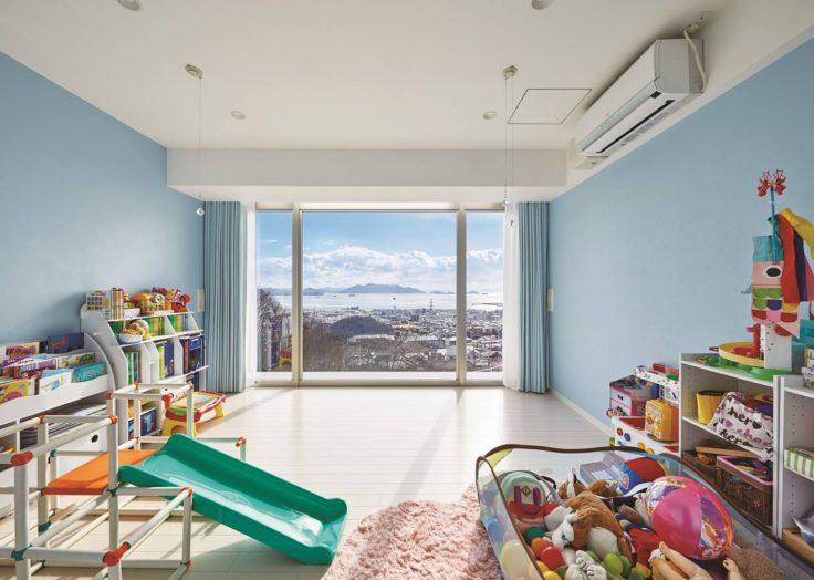 愛する子どもたちが歓声をあげる家…「癒しのある暮らし」|広島の2×4新築注文住宅&リフォームなら マリモハウス