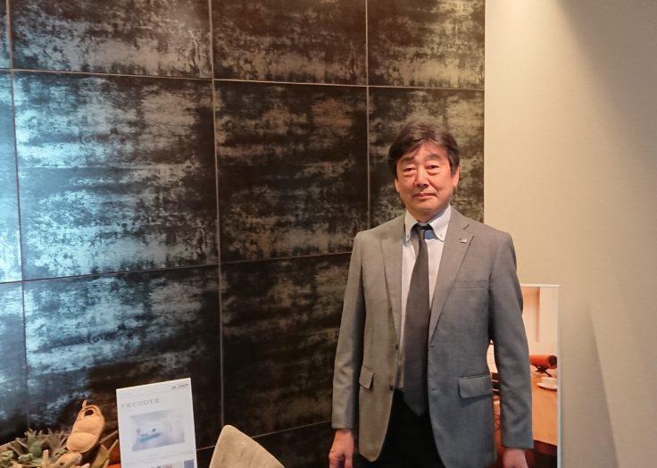 マリモハウスのスタッフをご紹介!設計部部長・植木です|広島の2×4新築注文住宅&リフォームなら マリモハウス