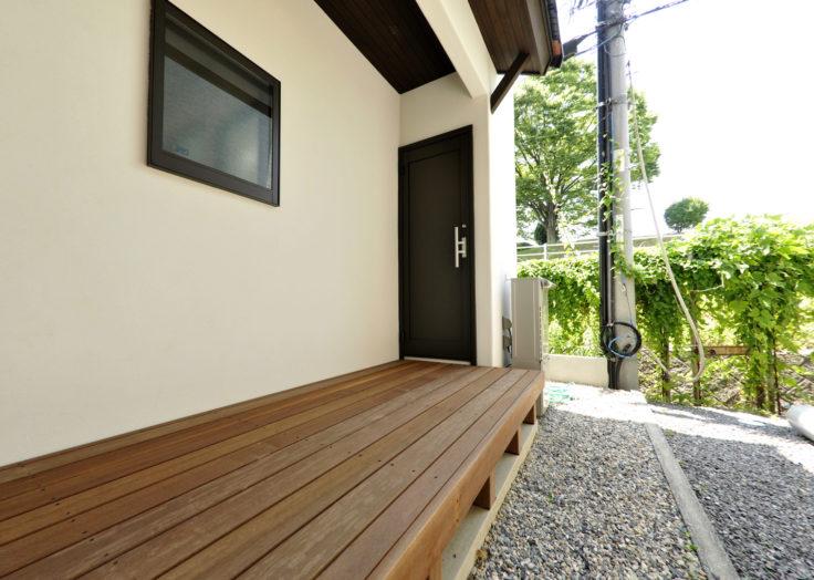 ドライアップスペースはとっても便利です♪…「癒しのある暮らし」|広島の2×4新築注文住宅&リフォームなら マリモハウス