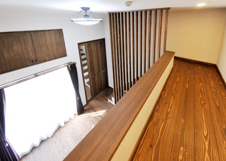 築26年・メゾネットマンションのリフォーム施工事例! 広島の2×4新築注文住宅&リフォームなら マリモハウス