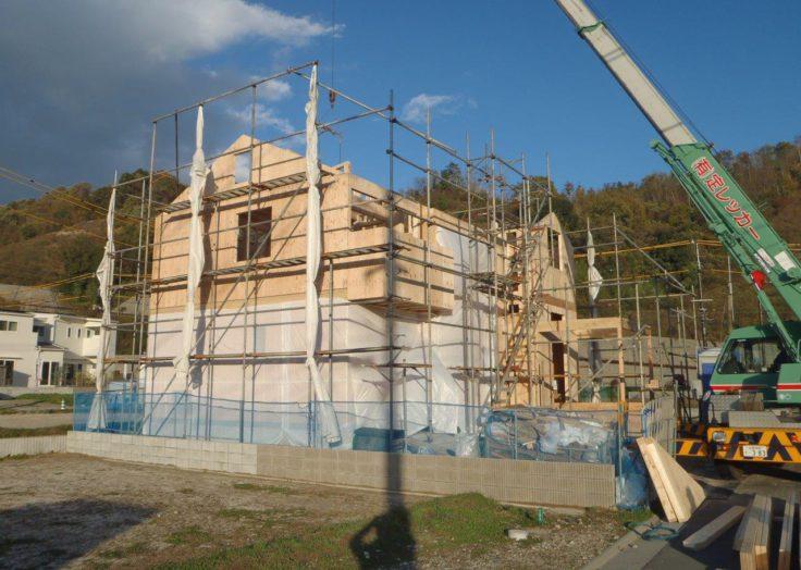 小冊子「はじめての家づくり」から、「建築中のコツ」って何?|広島の2×4新築注文住宅&リフォームなら マリモハウス