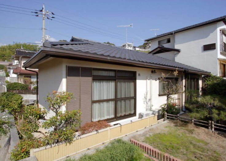 〜施工事例〜 2階建てを平屋に!減築によるリノベーション|広島の2×4新築注文住宅&リフォームなら マリモハウス
