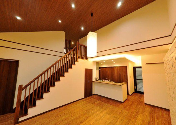 マリモハウスの施工事例より「暮らしやすさが魅力の平屋プラン」 広島の2×4新築注文住宅&リフォームなら マリモハウス