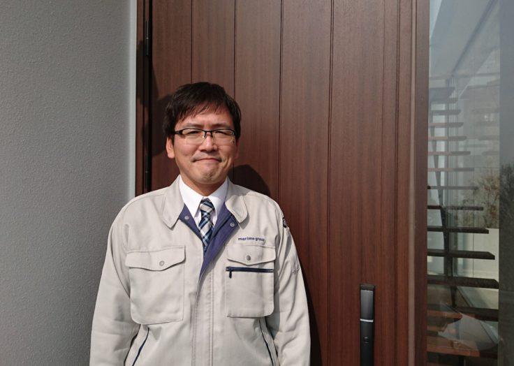 マリモハウスのスタッフをご紹介! 建築部の正田です |広島の2×4新築注文住宅&リフォームなら マリモハウス