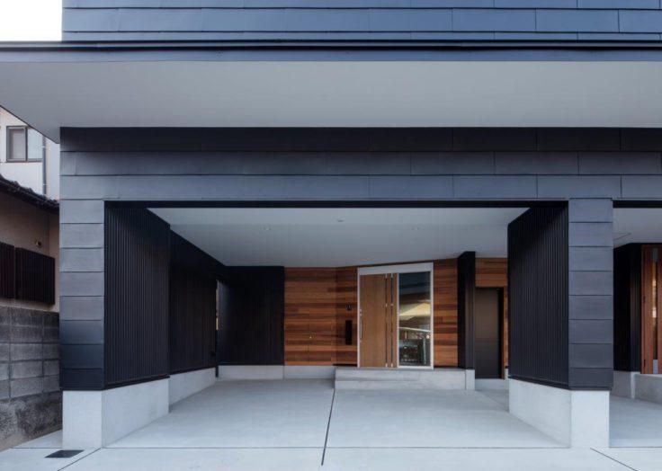 憧れのインナーガレージで、「癒しのある暮らし」を手に入れる 広島の2×4新築注文住宅&リフォームなら マリモハウス