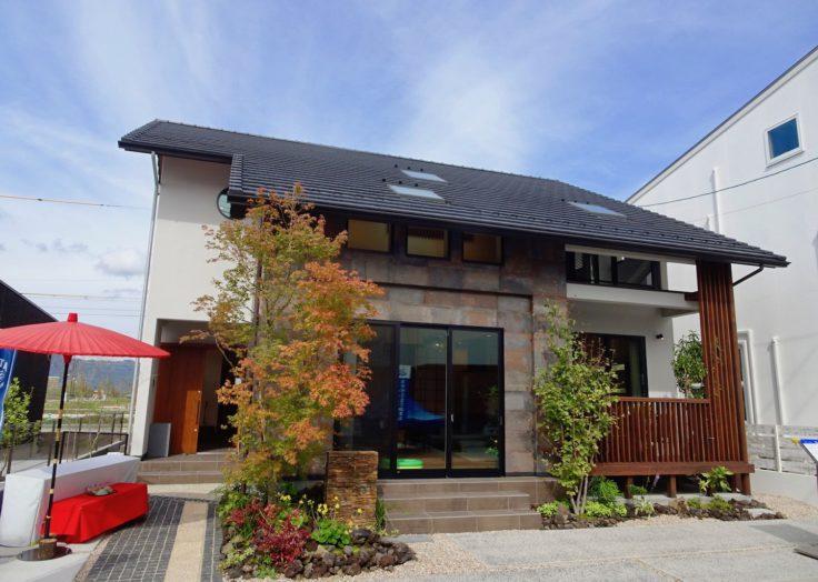 緑がもたらしてくれる「癒しのある暮らし」 広島の2×4新築注文住宅&リフォームなマリモハウス