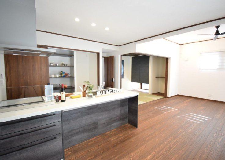 おうち時間を、存分に楽しむためのキッチンづくり | 広島の2×4新築注文住宅&リフォームならマリモハウス