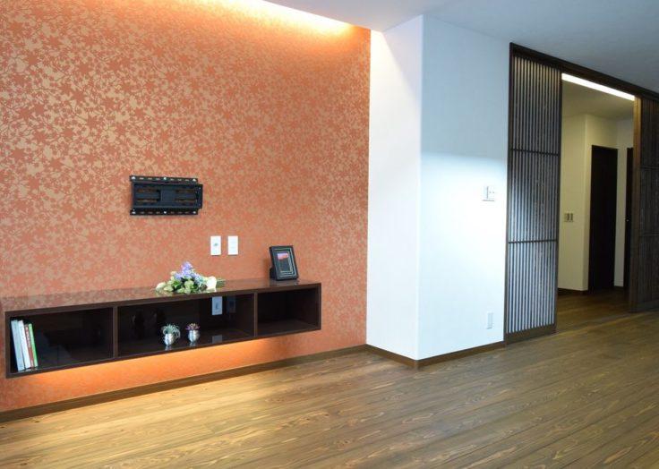 マリモハウスの施工事例より「無垢材の感触と和の穏やかさに包まれた家」 広島の2×4新築注文住宅&リフォームならマリモハウス