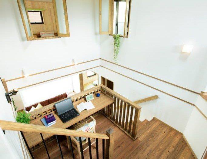 空間が立体的に広がる「スキップフロア」の魅力 広島の2×4新築注文住宅&リフォームならマリモハウス