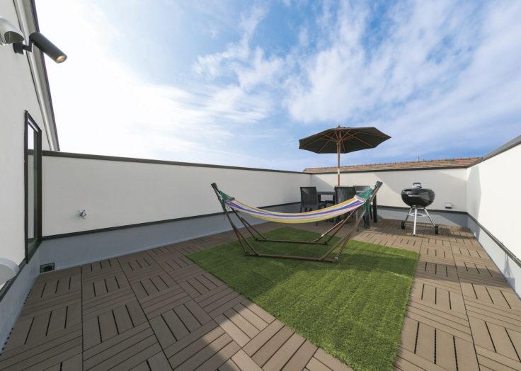 「おうちキャンプ」が楽しめる住まいづくり 広島の2×4新築注文住宅&リフォームならマリモハウス
