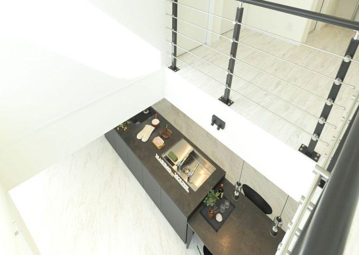 マリモハウスの施工事例より「モノトーンのデザインハウス」|広島の2×4新築注文住宅&リフォームなマリモハウス