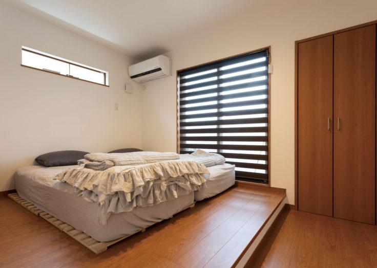 マリモハウスの施工事例より「快適に住むための回遊動線と自然素材の家」|広島の注文住宅|新築|リフォーム