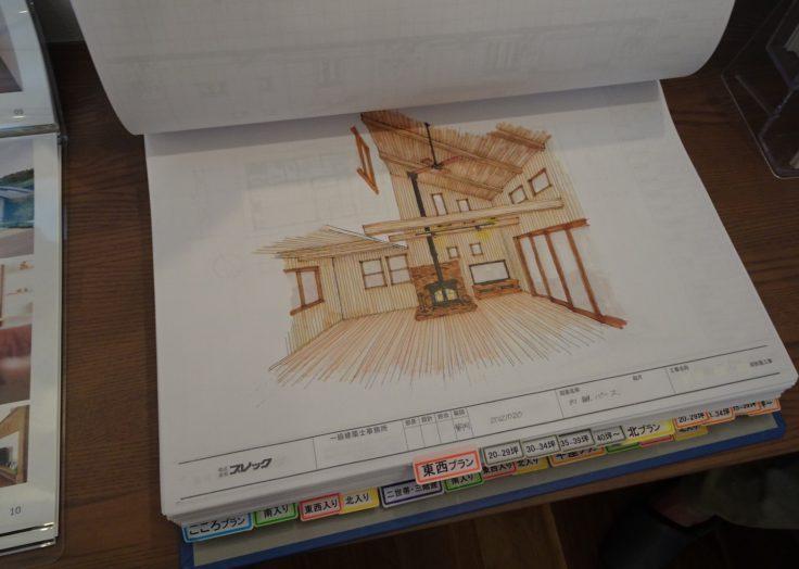 間取り図って、見ているだけで楽しくなる⁉「まどりだらけ」|広島の注文住宅|新築|工務店