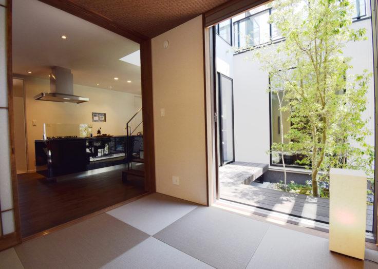 「和室」がもつ魅力と、そのバリエーション|広島の注文住宅|新築|工務店