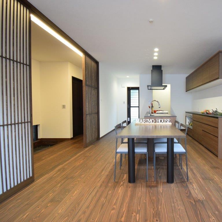 【注文住宅】和の穏やかさに包まれた「まるで(京都の)旅館のような家」