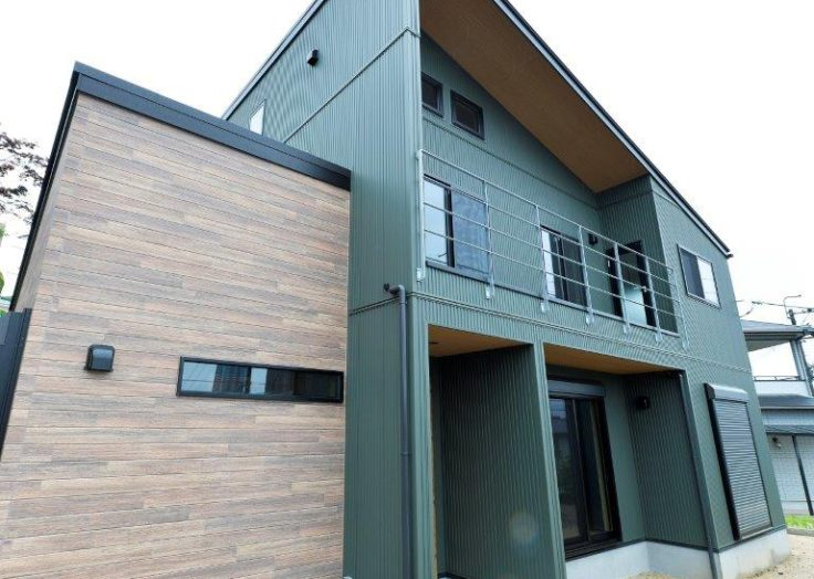 【デザインハウス】ボルダリングルームと眺望を楽しむ住まい