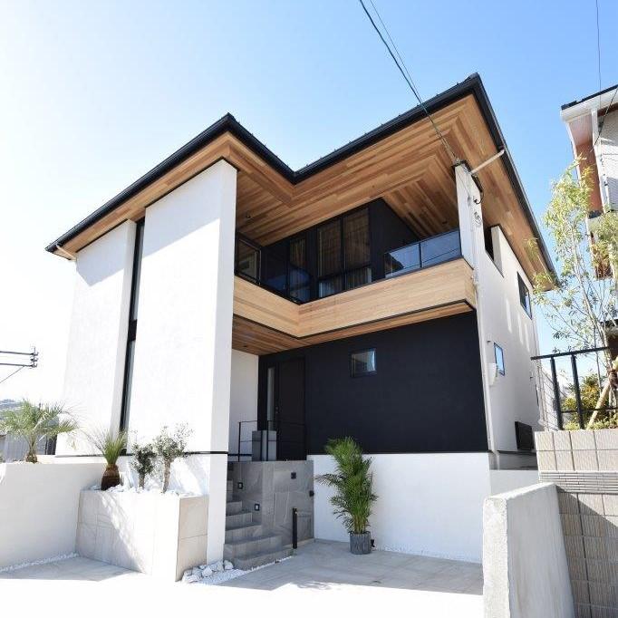 【リゾートモダン】こころ住宅展示場 21回モデルハウス